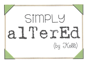 Simply Altered logo #3