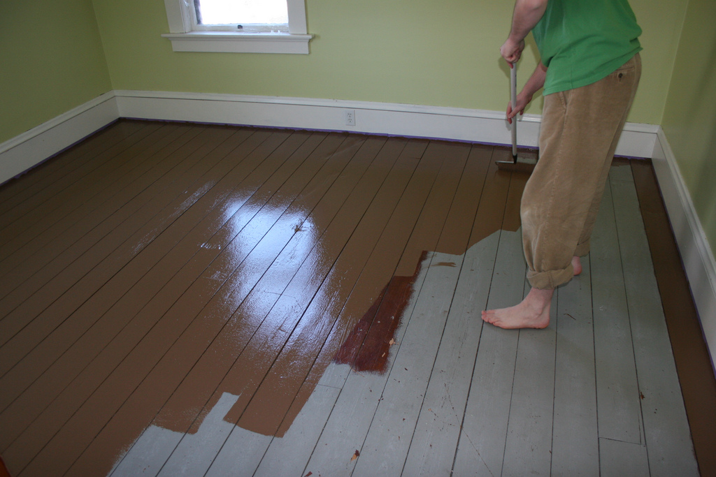 OHW View topic - Can you paint over shellac? - Old House Web